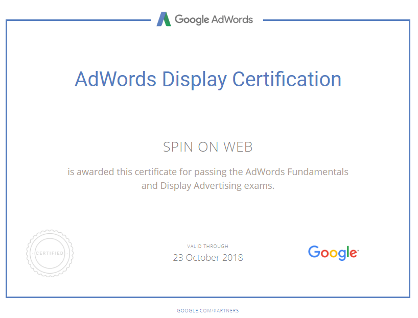 Pay per click Advertising & PPC outsourcing India | spinonweb.biz ...